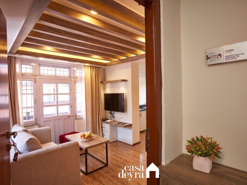 Comfort-Zone-1BR-Apartment-@Thamel